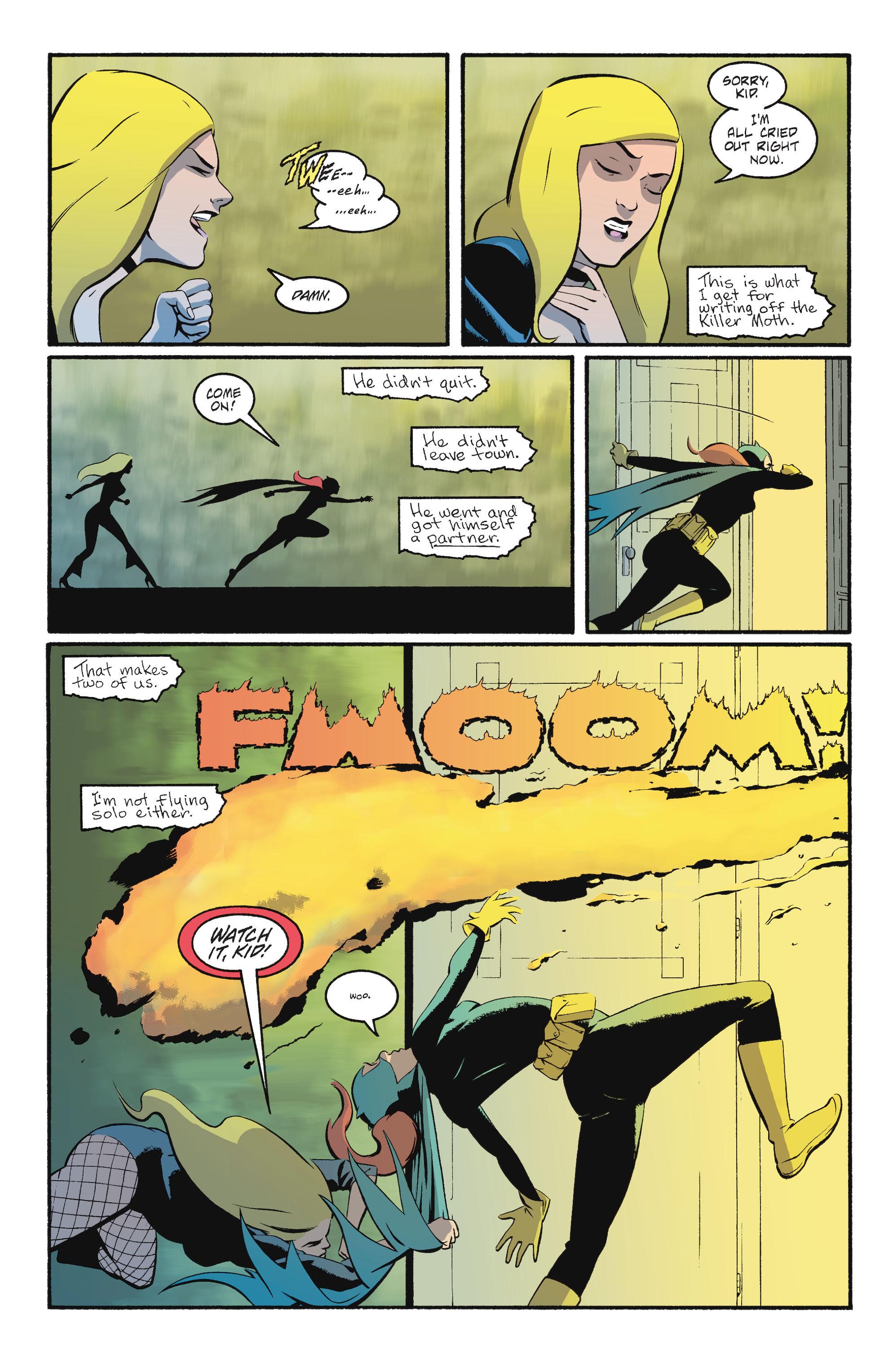 Read online Batgirl/Robin: Year One comic -  Issue # TPB 2 - 112