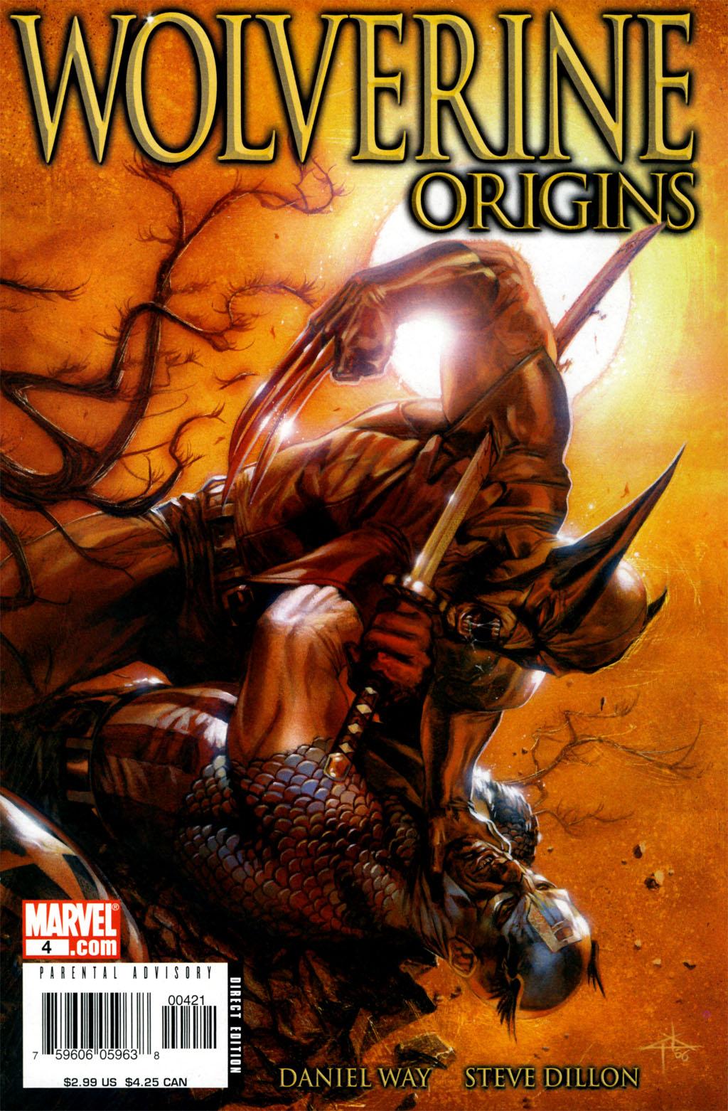 Read online Wolverine: Origins comic -  Issue #4 - 1