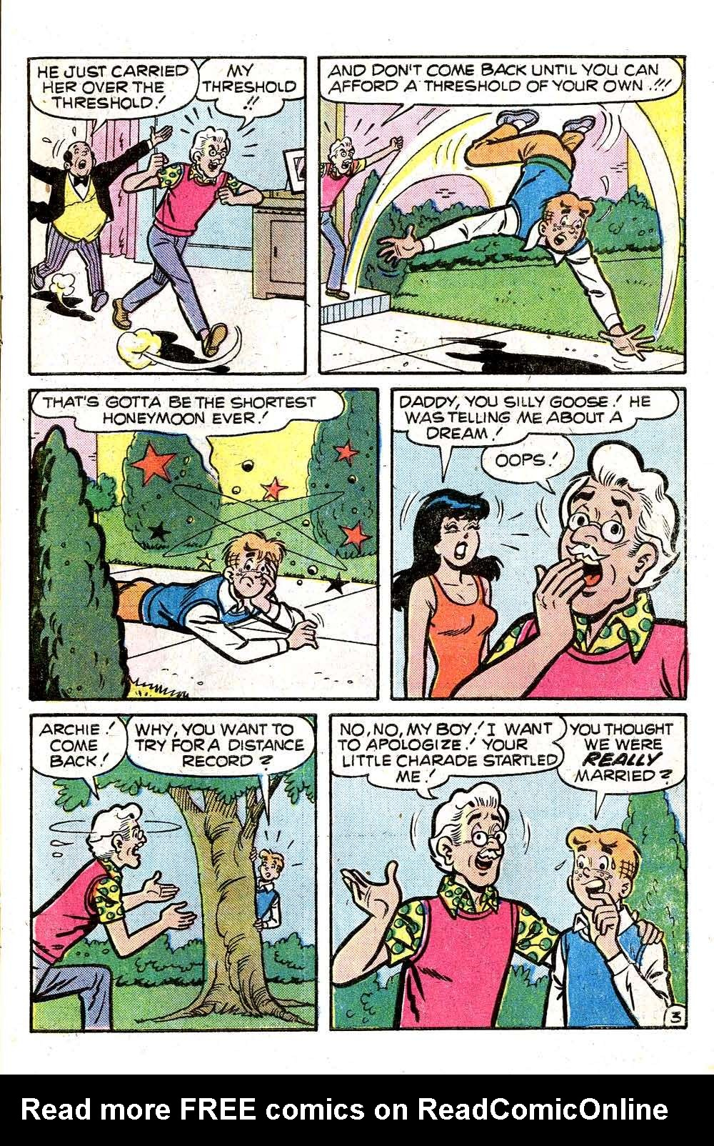 Read online Archie (1960) comic -  Issue #259 - 5