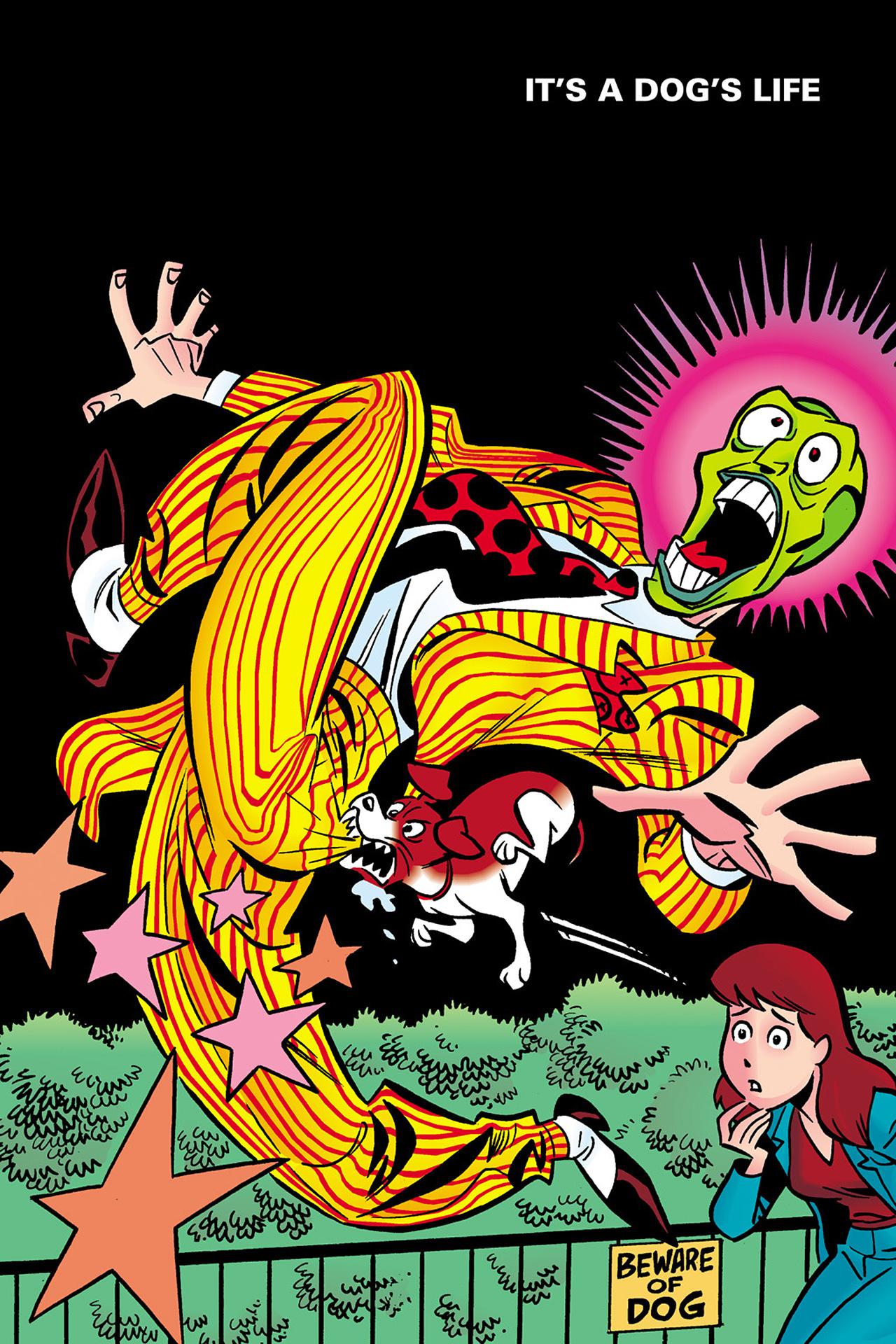 Read online Adventures Of The Mask Omnibus comic -  Issue #Adventures Of The Mask Omnibus Full - 111