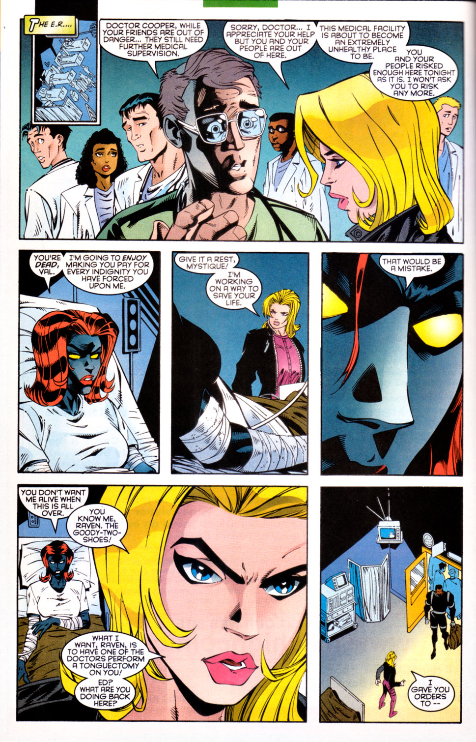 Read online X-Factor (1986) comic -  Issue #137 - 17