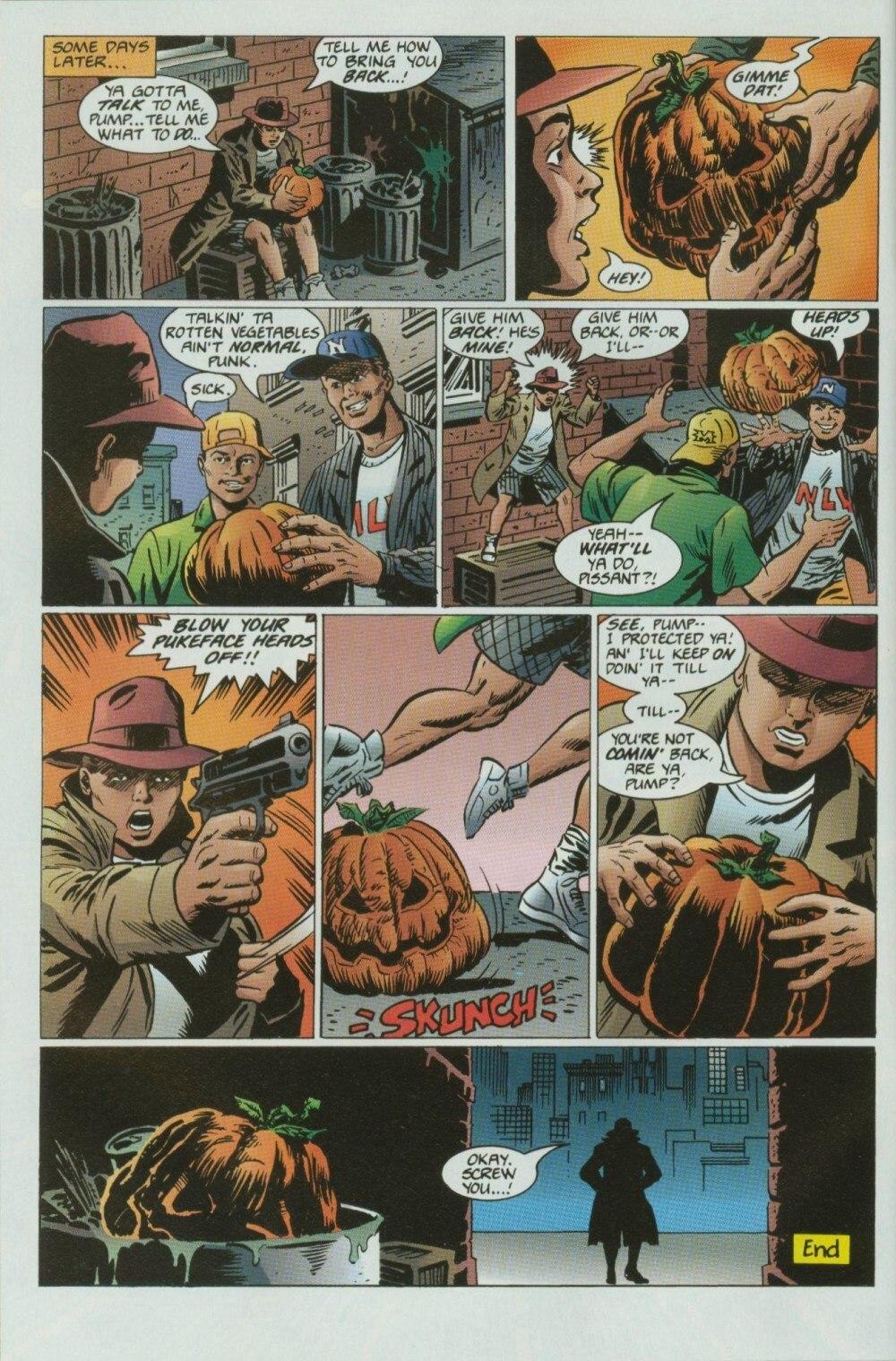 Read online Sludge comic -  Issue #9 - 30