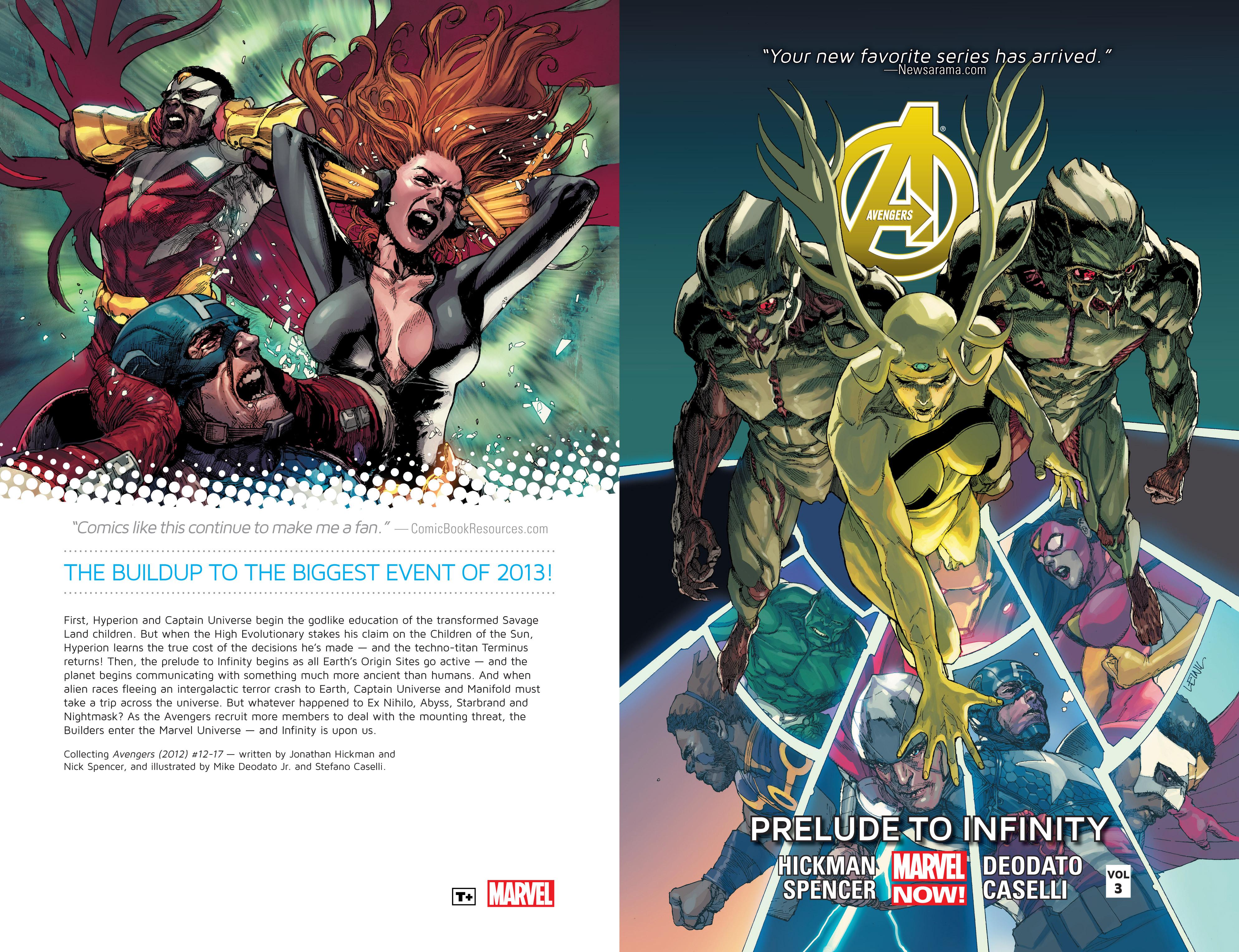 Read online Avengers (2013) comic -  Issue #Avengers (2013) _TPB 3 - 2