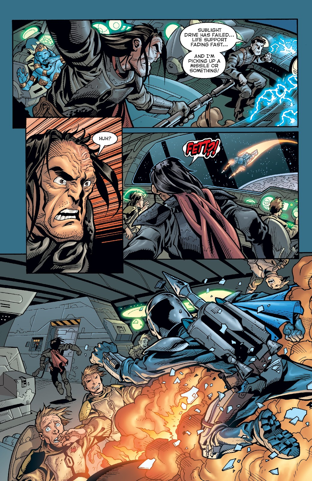 Read online Star Wars Legends Epic Collection: The Menace Revealed comic -  Issue # TPB (Part 1) - 82