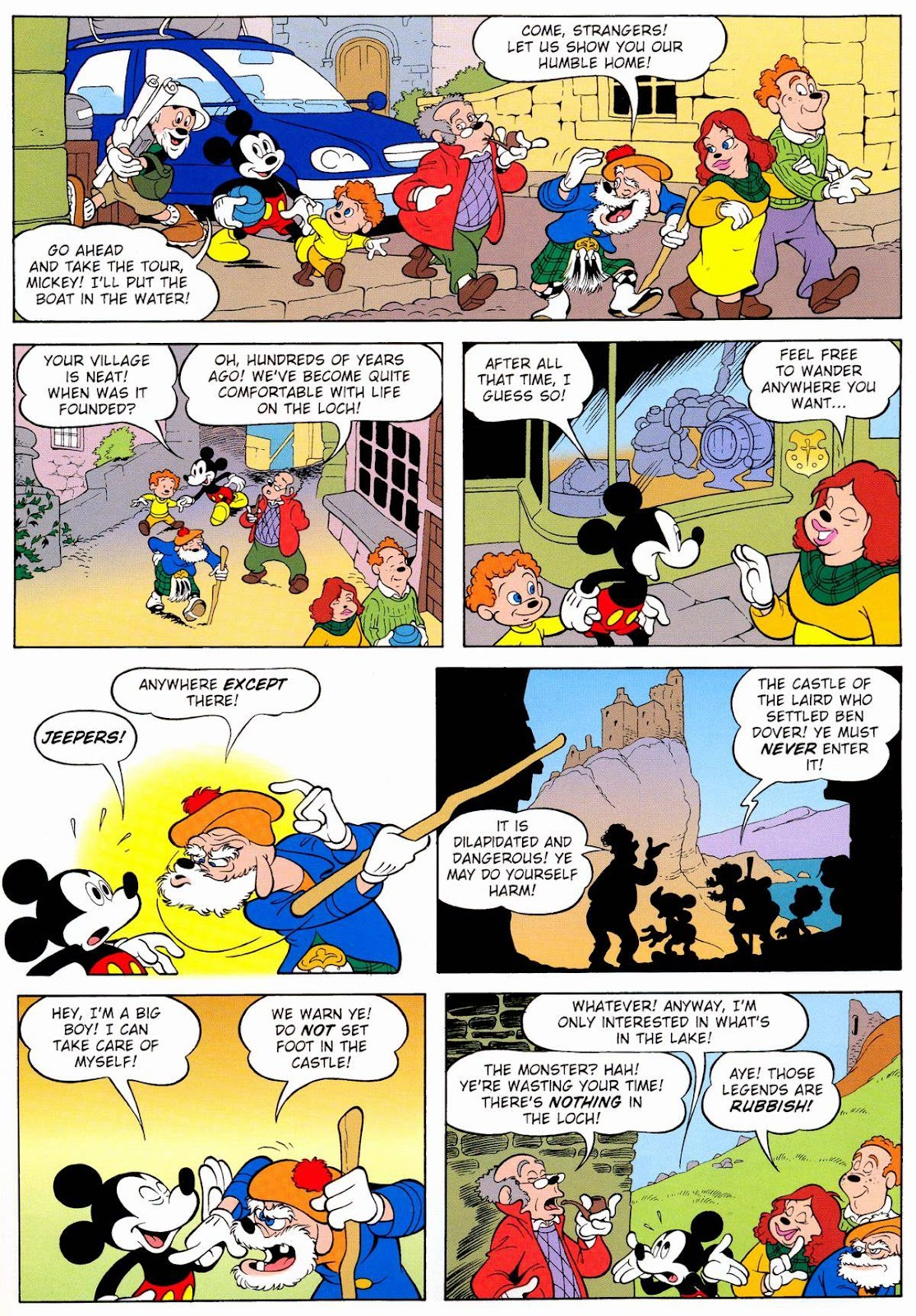Walt Disney's Comics and Stories issue 640 - Page 23