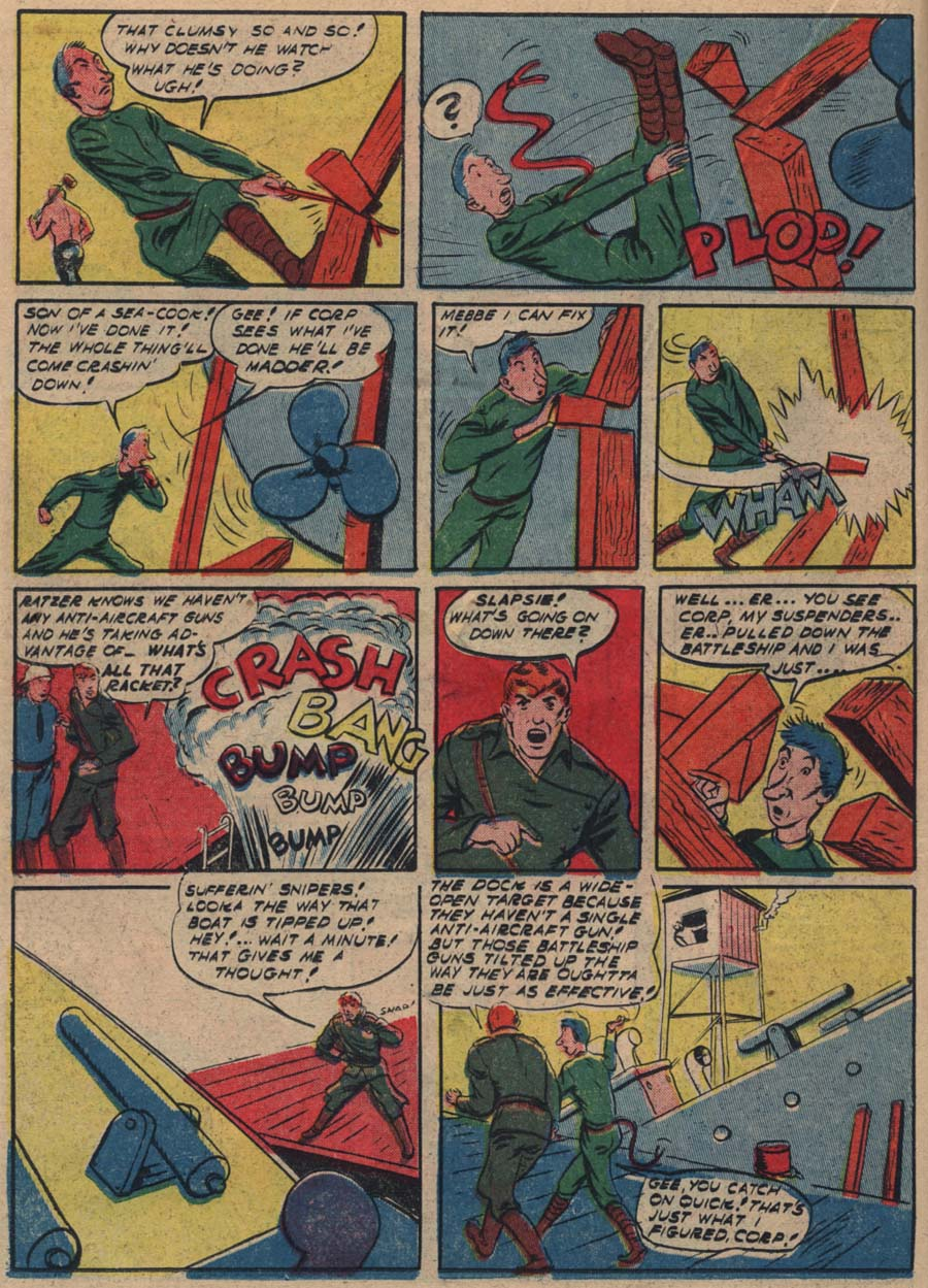 Blue Ribbon Comics (1939) issue 18 - Page 32