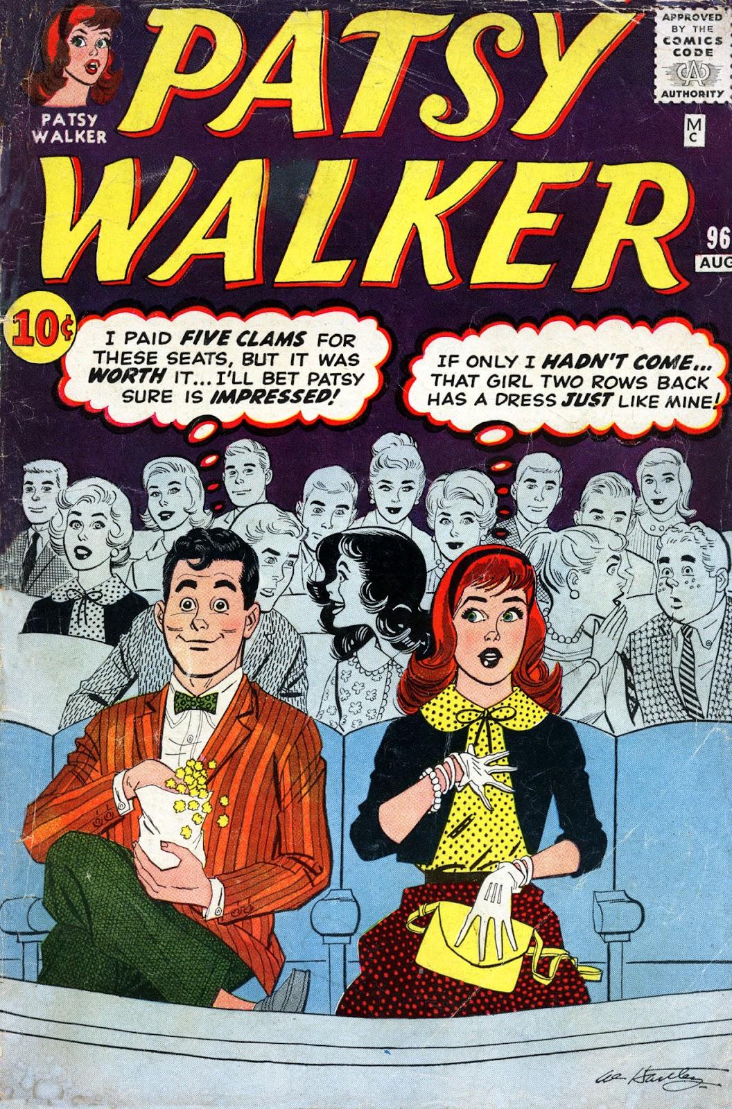 Patsy Walker 96 Page 1