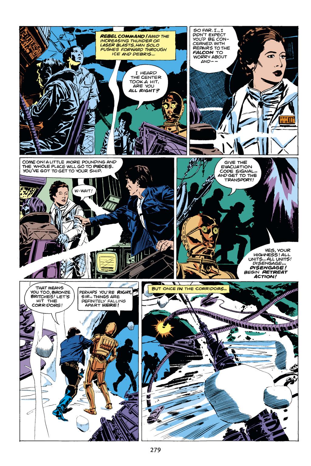 Read online Star Wars Omnibus comic -  Issue # Vol. 14 - 277