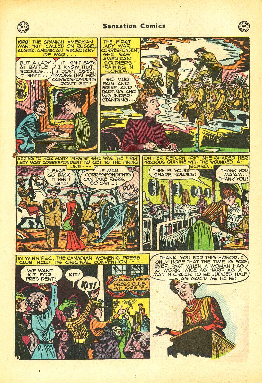 Read online Sensation (Mystery) Comics comic -  Issue #86 - 33