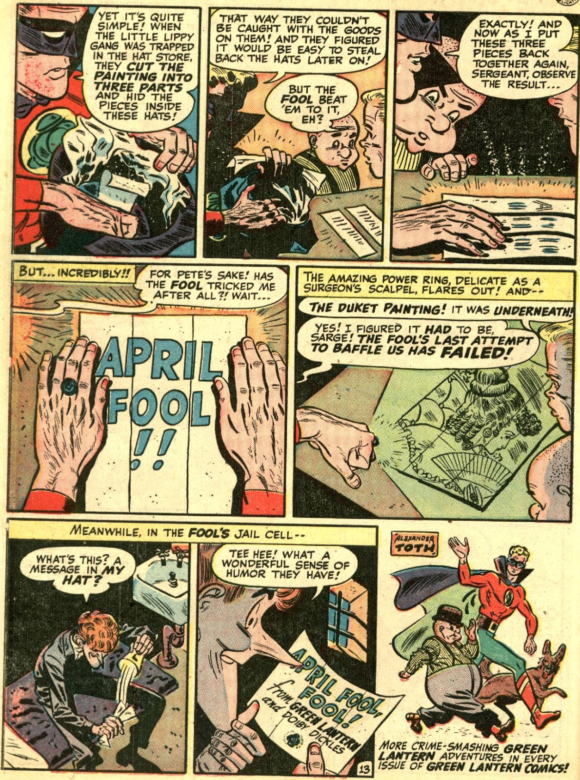Comic Cavalcade issue 27 - Page 42