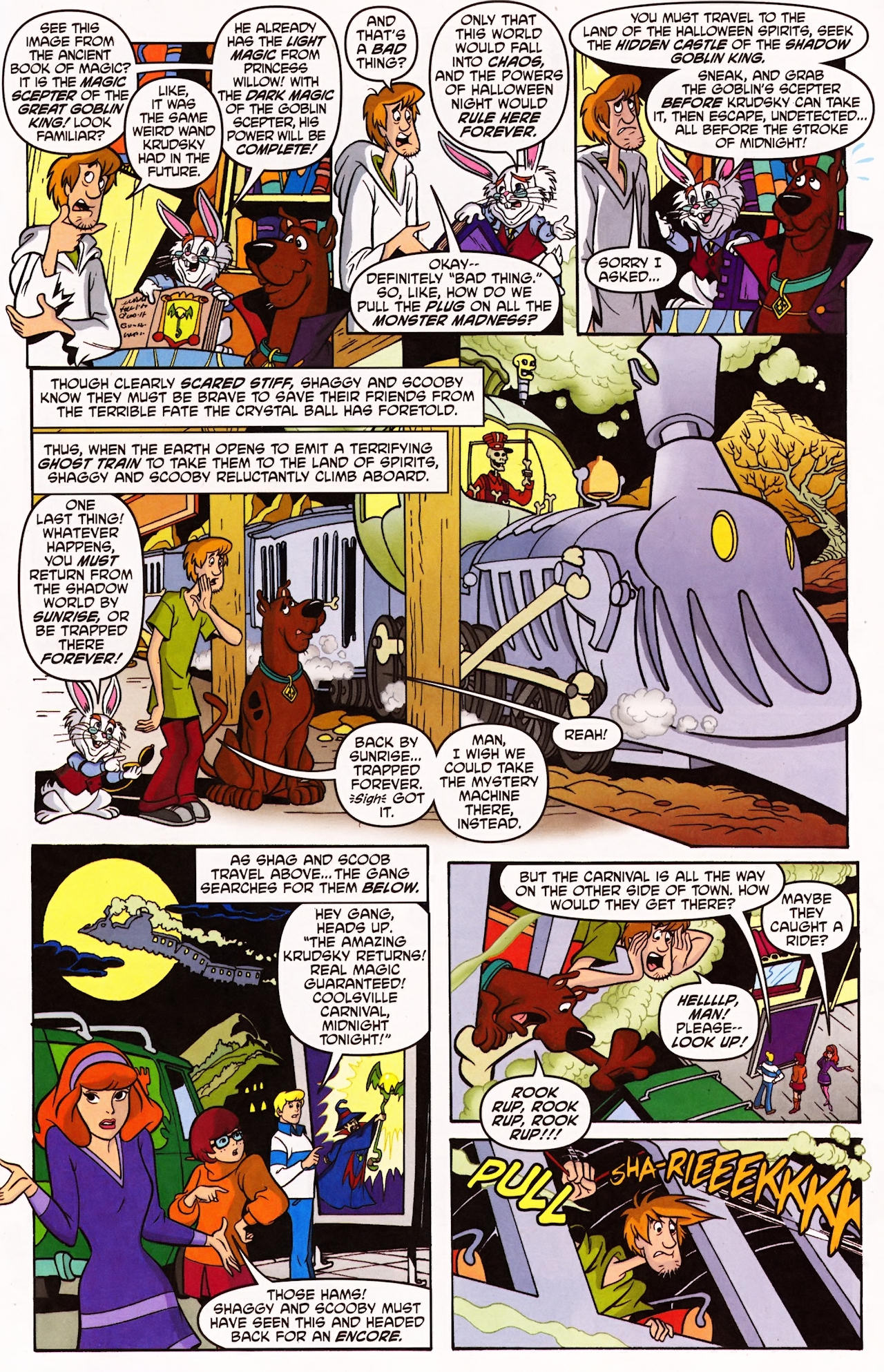 Read online Scooby-Doo (1997) comic -  Issue #141 - 8