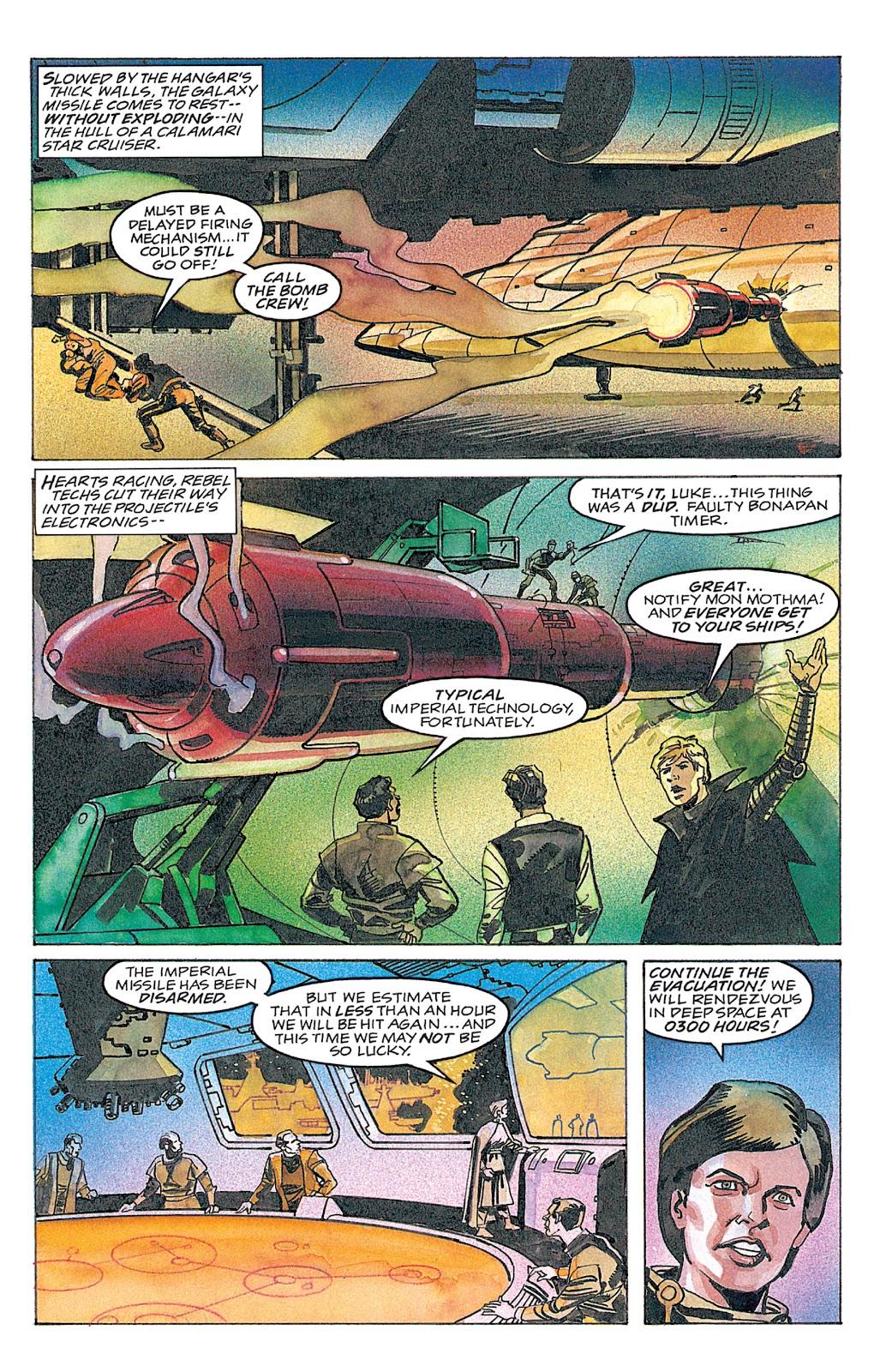 Read online Star Wars: Dark Empire Trilogy comic -  Issue # TPB (Part 4) - 20