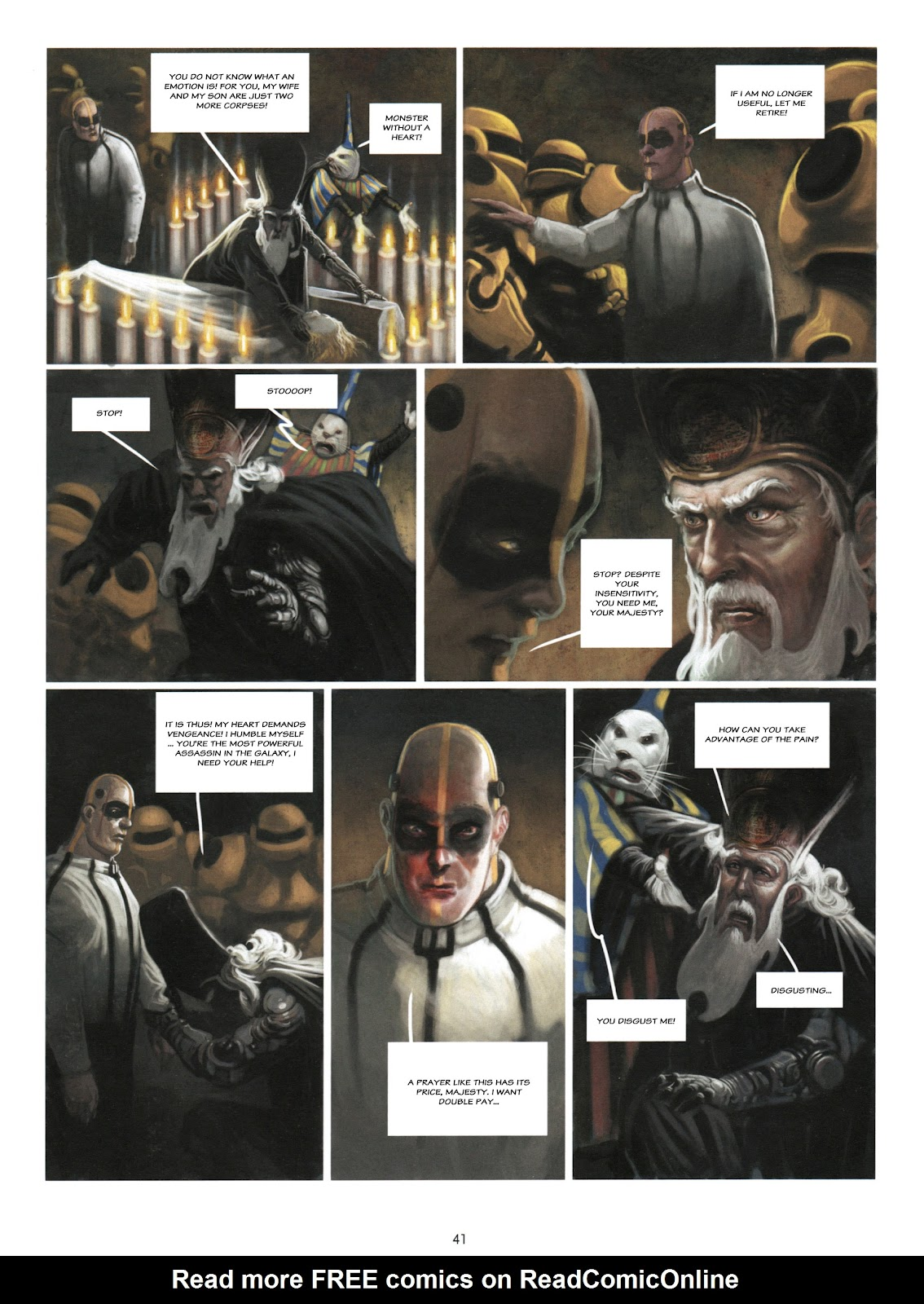 Showman Killer issue 1 - Page 41
