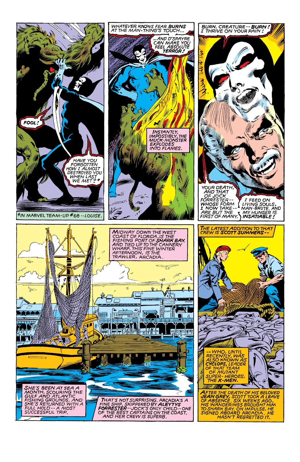 Uncanny X-Men (1963) issue 144 - Page 5