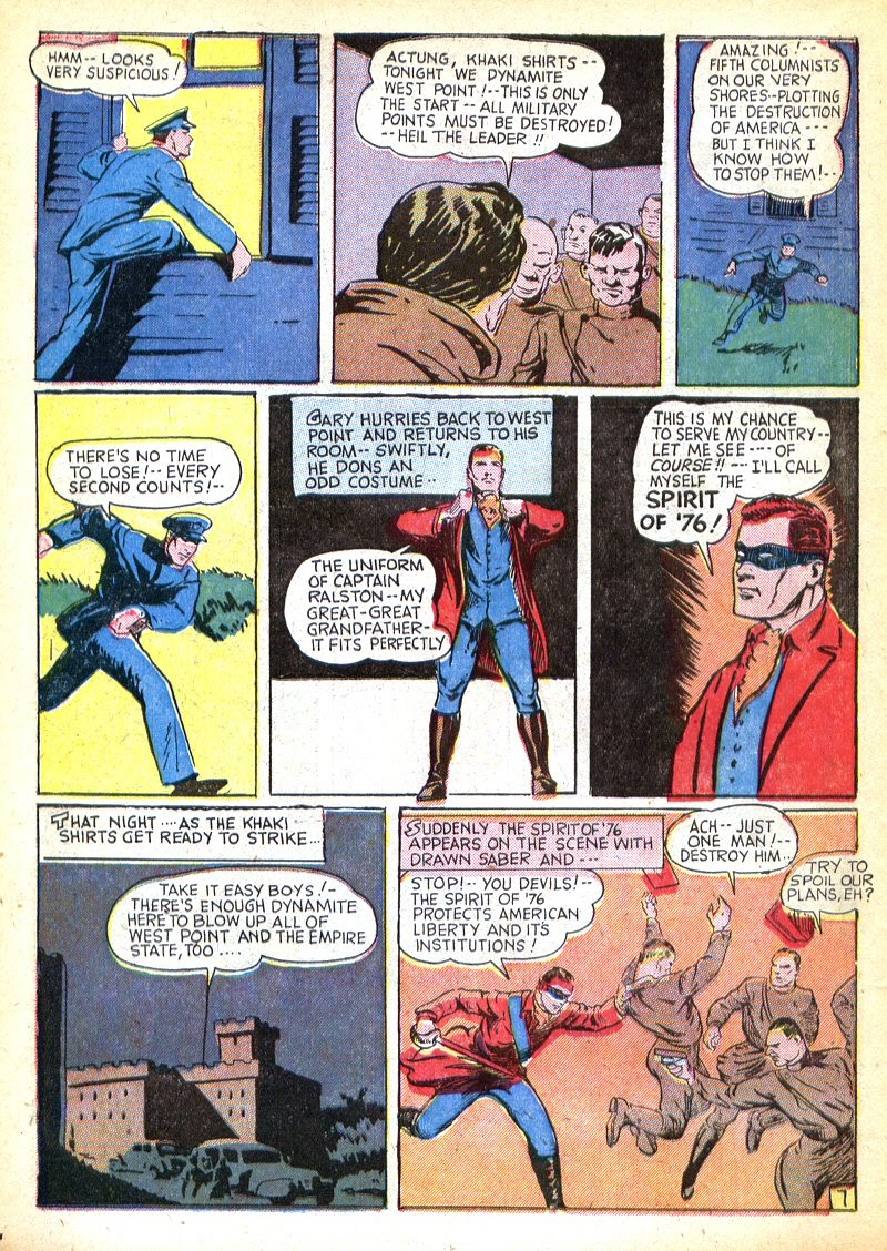 Green Hornet Comics issue 7 - Page 20