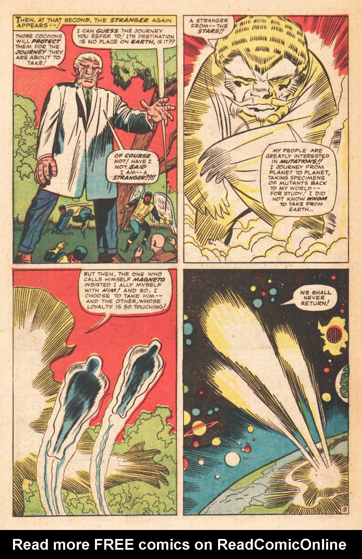 Read online Uncanny X-Men (1963) comic -  Issue # _Annual 1 - 49