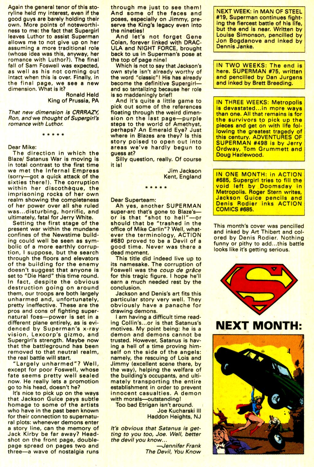 Read online Action Comics (1938) comic -  Issue #684 - 25