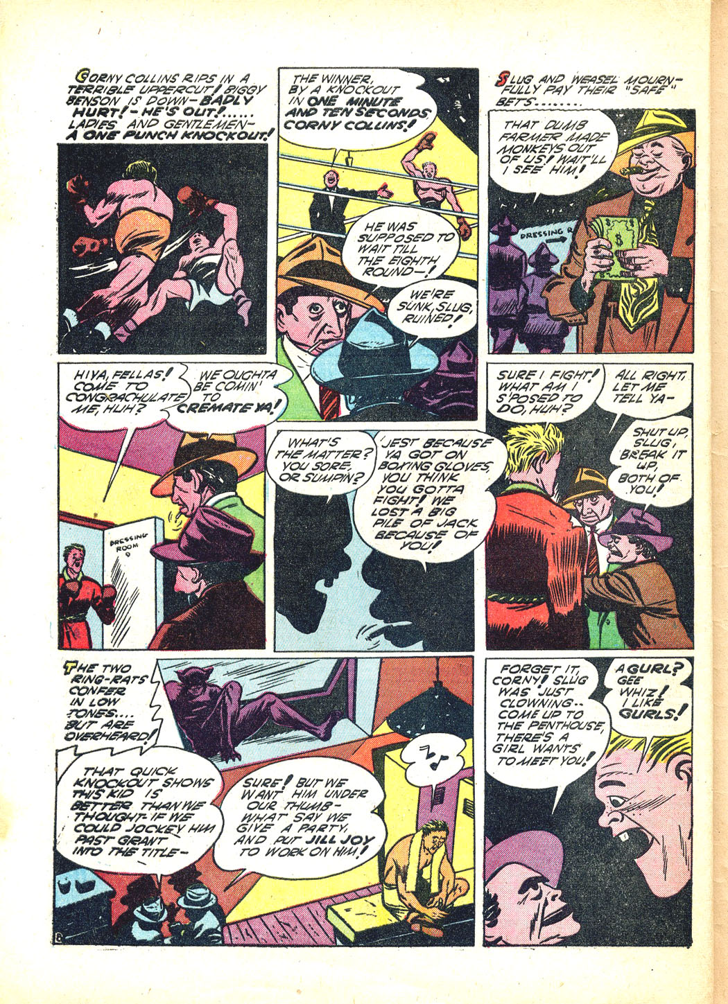 Read online Sensation (Mystery) Comics comic -  Issue #12 - 60