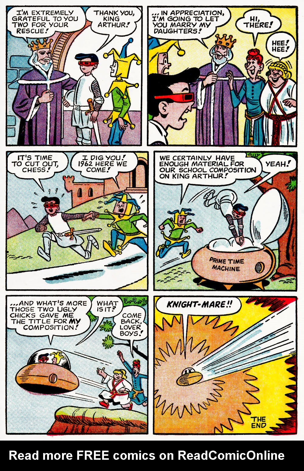 Archie's Madhouse issue 24 - Page 32
