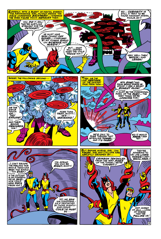 Uncanny X-Men (1963) 33 Page 14
