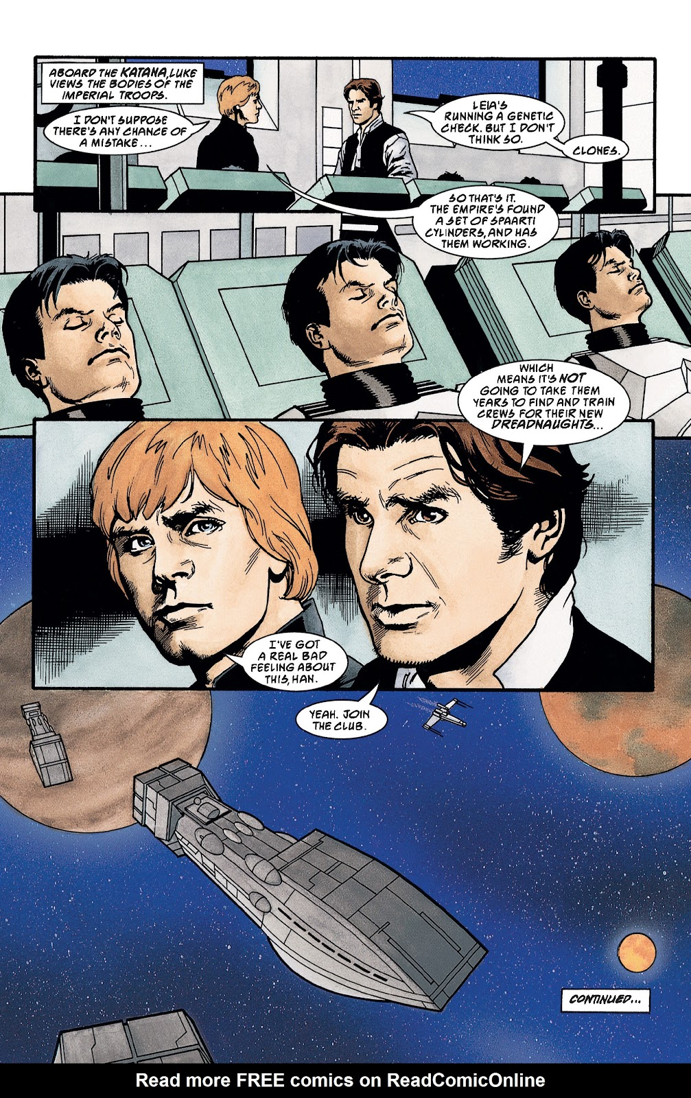 Read online Star Wars Legends: The New Republic - Epic Collection comic -  Issue # TPB 4 (Part 3) - 97