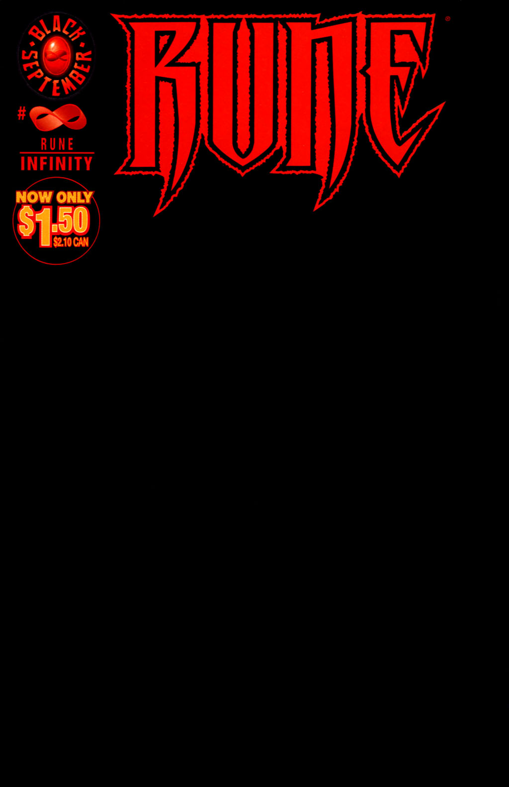 Read online Rune (1995) comic -  Issue # _Infinity - 1