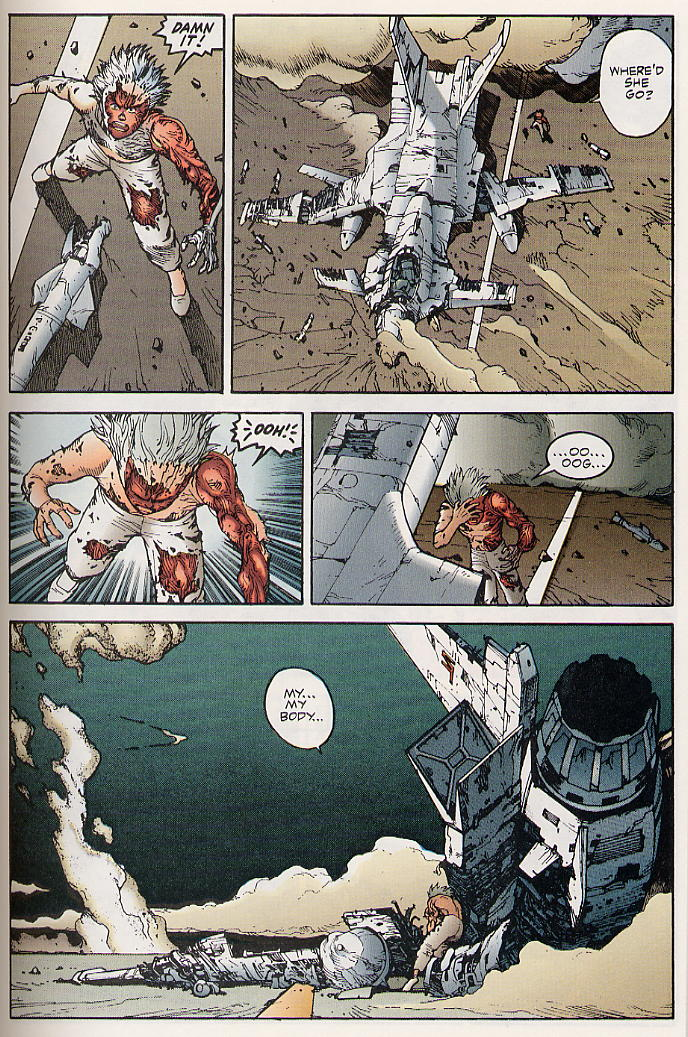Read online Akira comic -  Issue #30 - 43