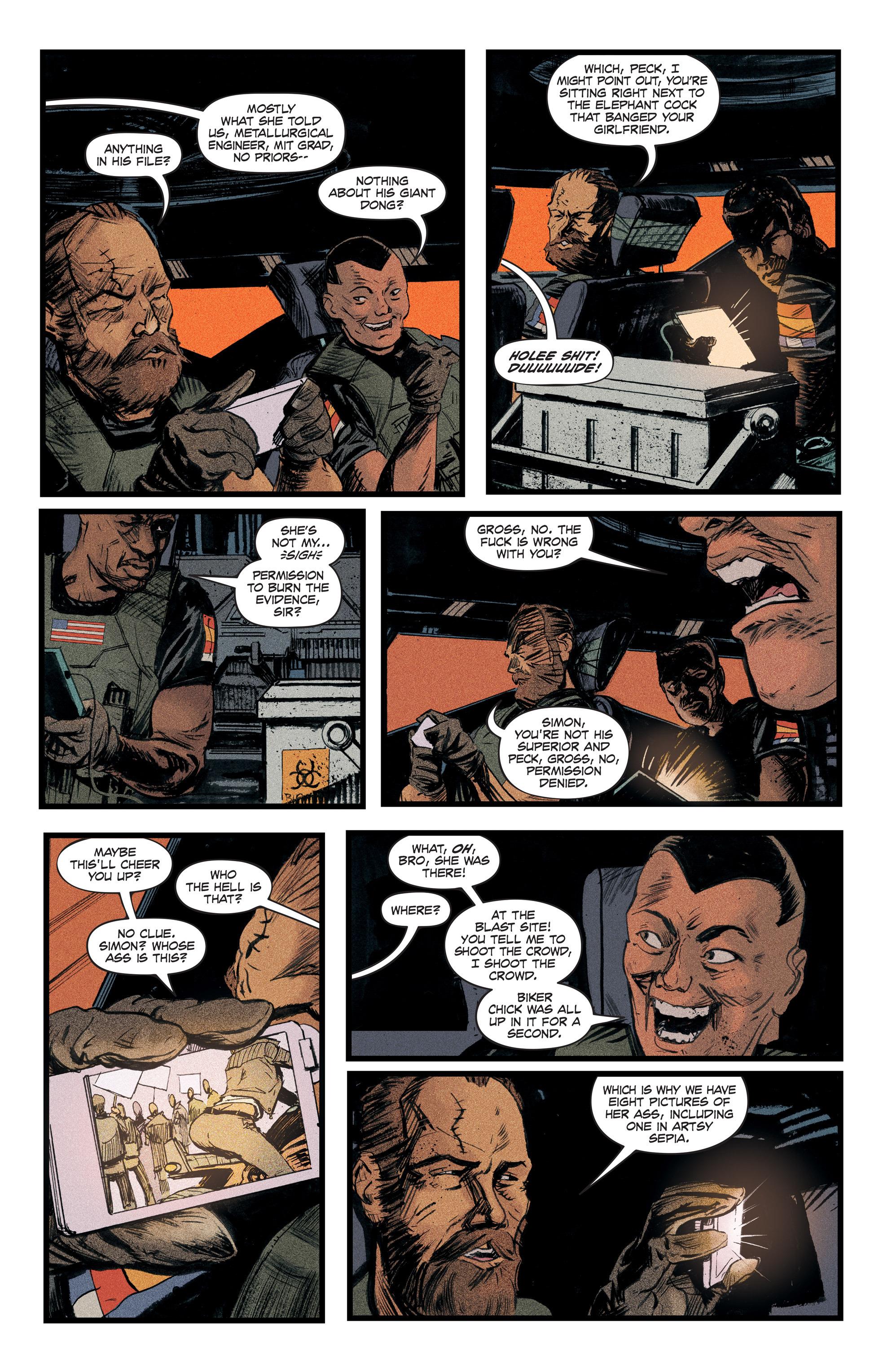 Read online Redline comic -  Issue #2 - 15
