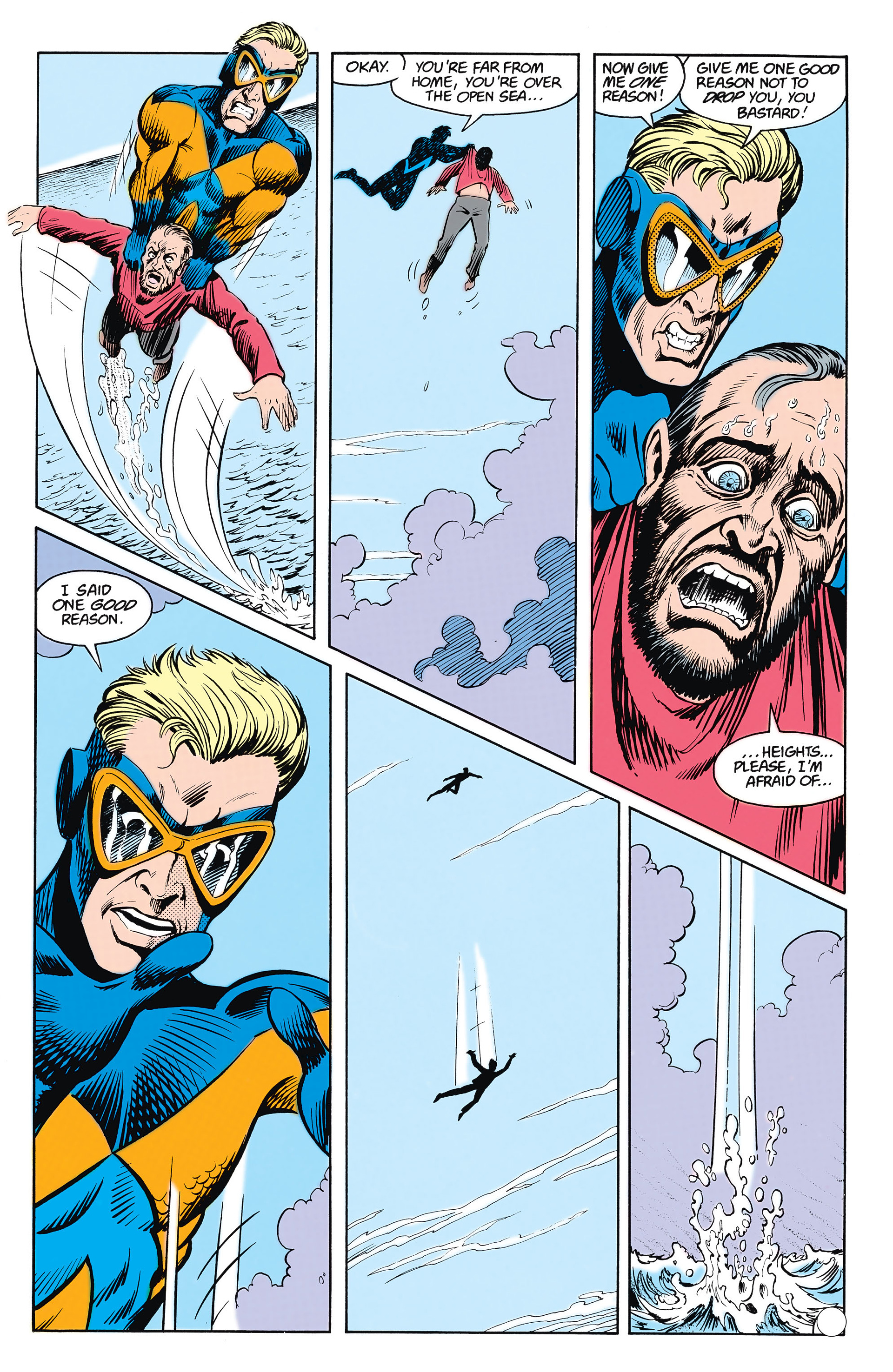 Read online Animal Man (1988) comic -  Issue #15 - 22