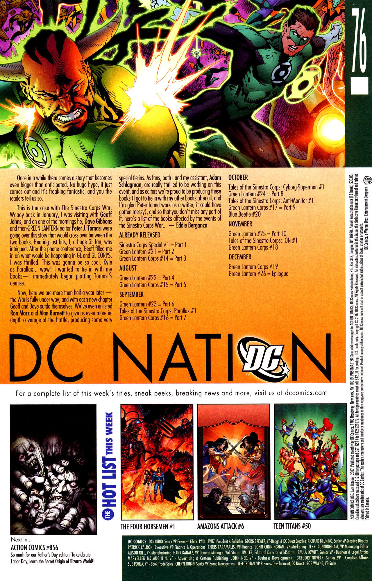 Action Comics (1938) 855 Page 18