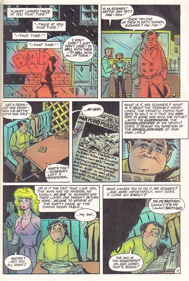 Read online Twisted Tales (1987) comic -  Issue # Full - 36