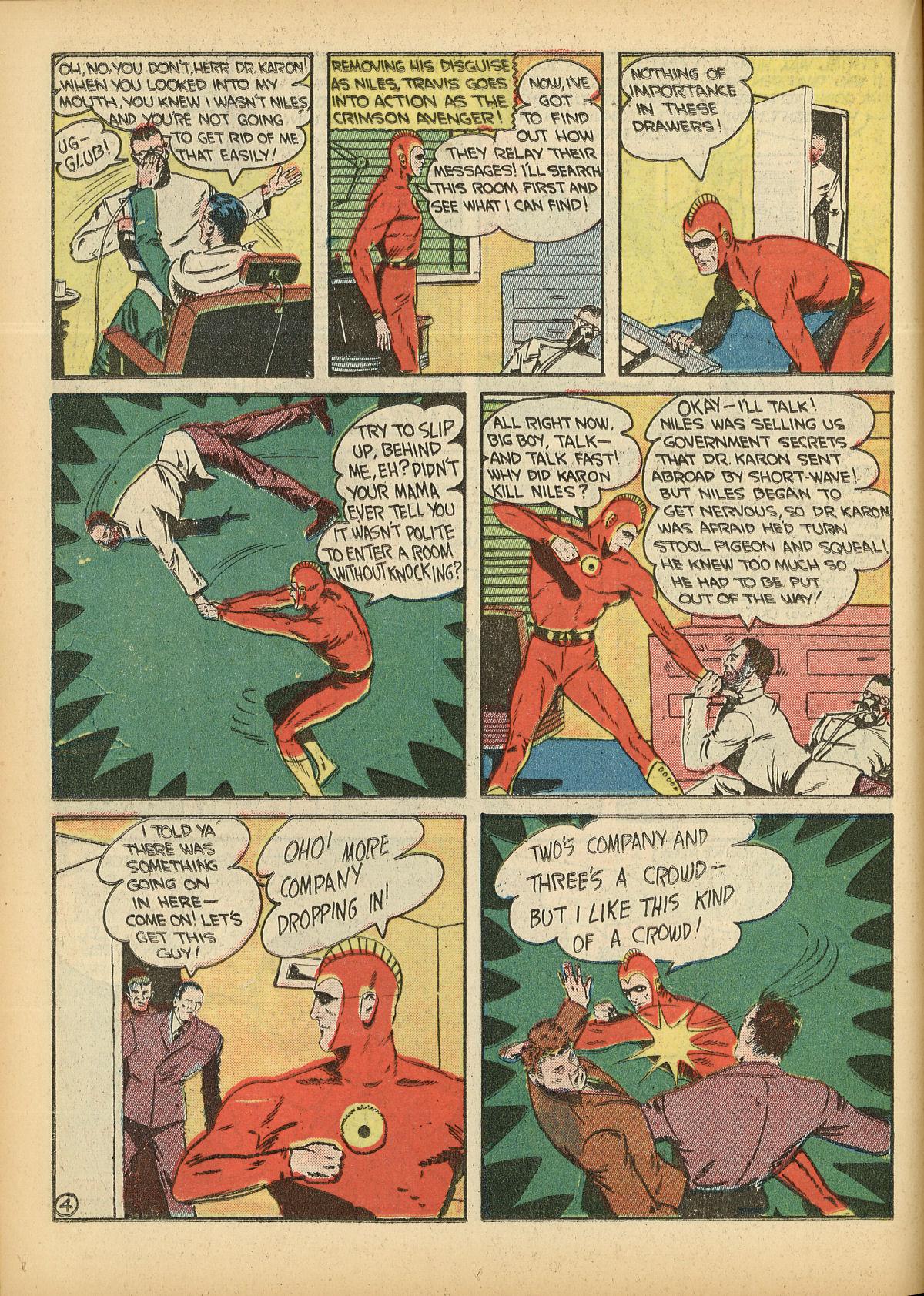 Read online Detective Comics (1937) comic -  Issue #55 - 26