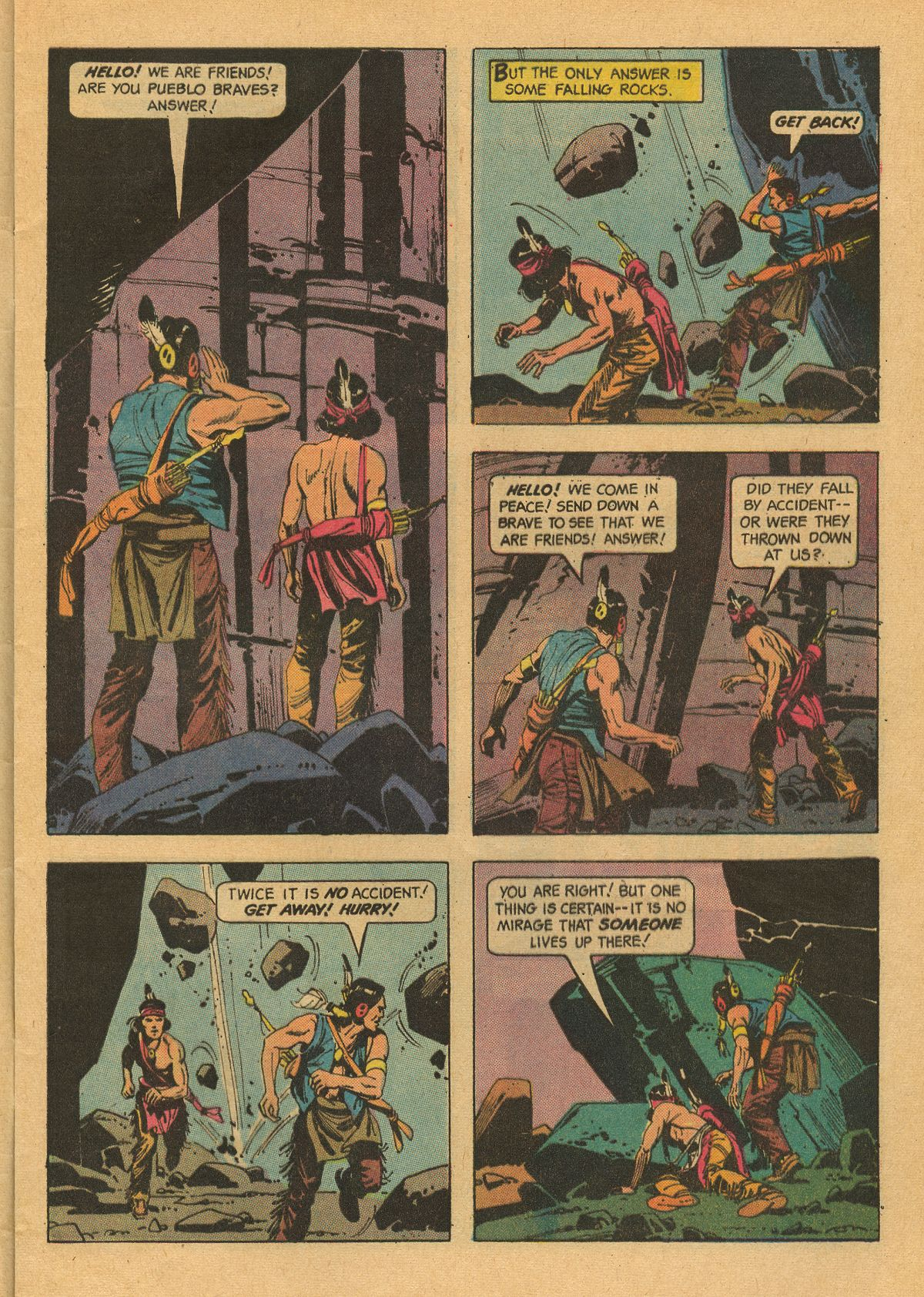 Read online Turok, Son of Stone comic -  Issue #75 - 9
