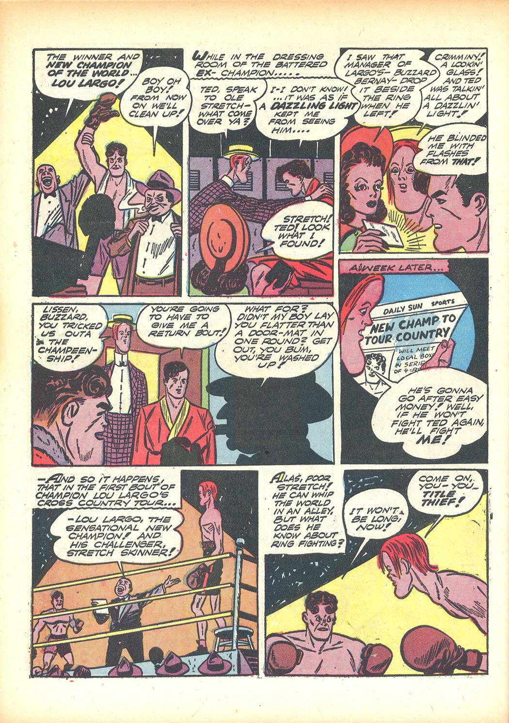 Read online Sensation (Mystery) Comics comic -  Issue #13 - 56
