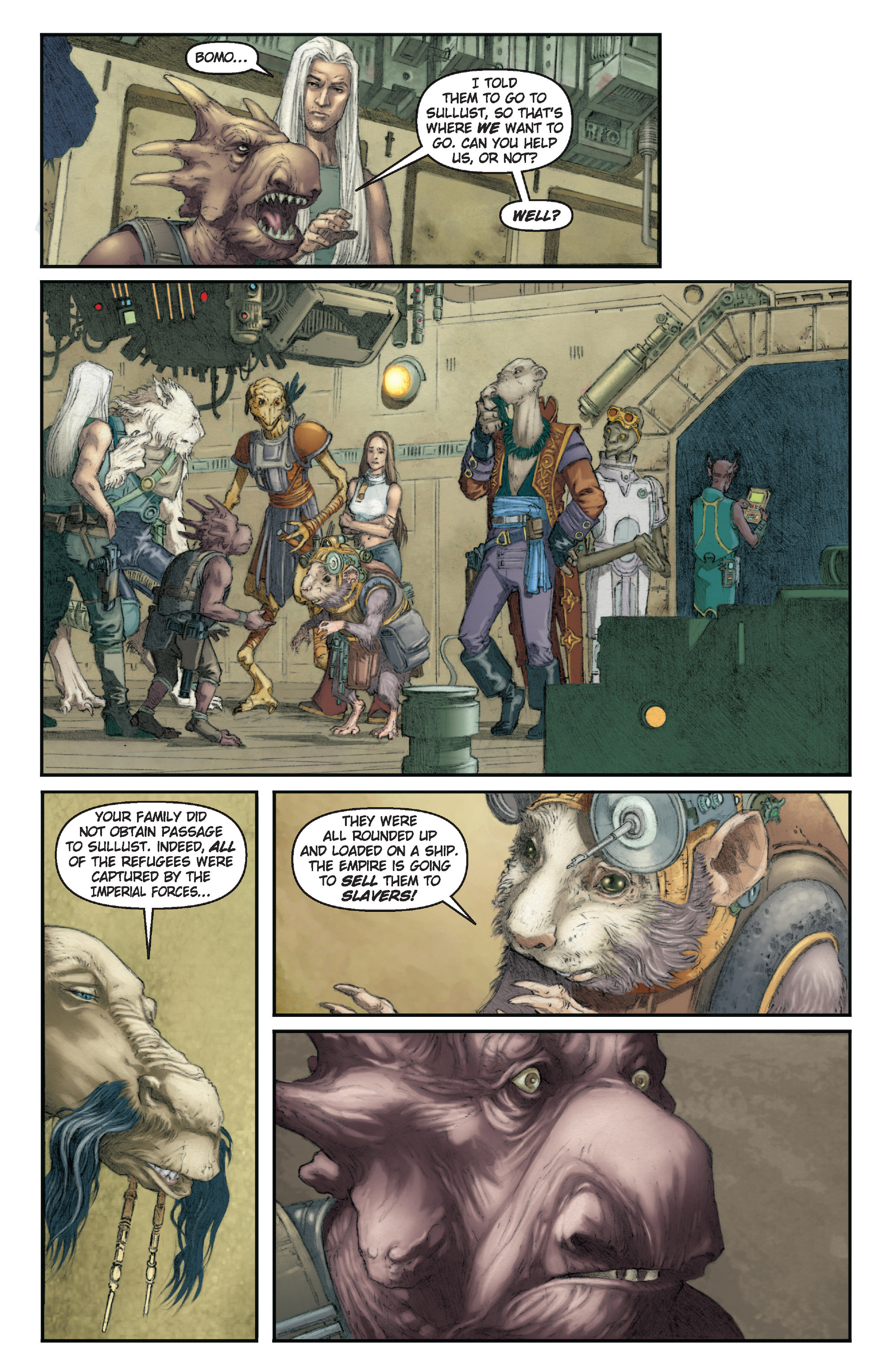 Read online Star Wars Omnibus comic -  Issue # Vol. 31 - 74