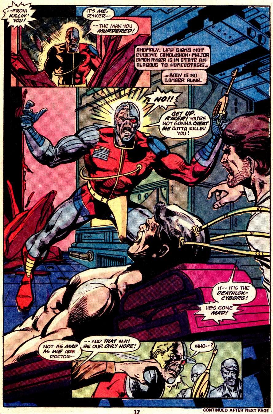 Read online Astonishing Tales (1970) comic -  Issue #34 - 12
