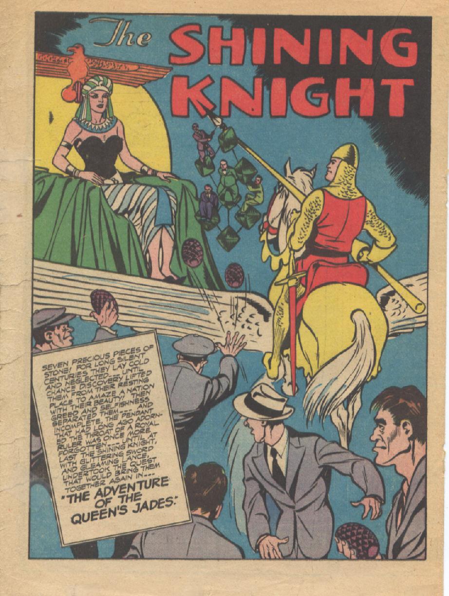 Read online Adventure Comics (1938) comic -  Issue #81 - 35