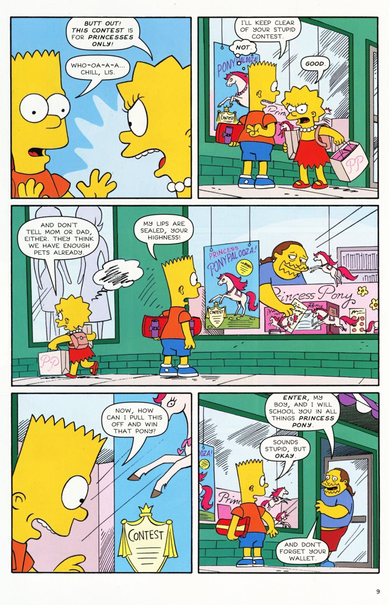 Read online Simpsons Comics Presents Bart Simpson comic -  Issue #55 - 10