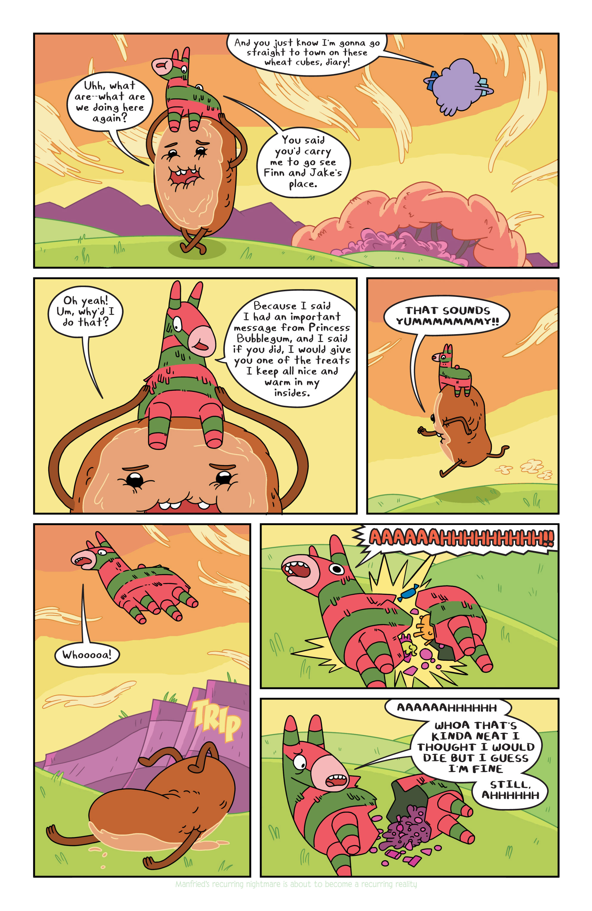 Adventure Time 12 Page 9