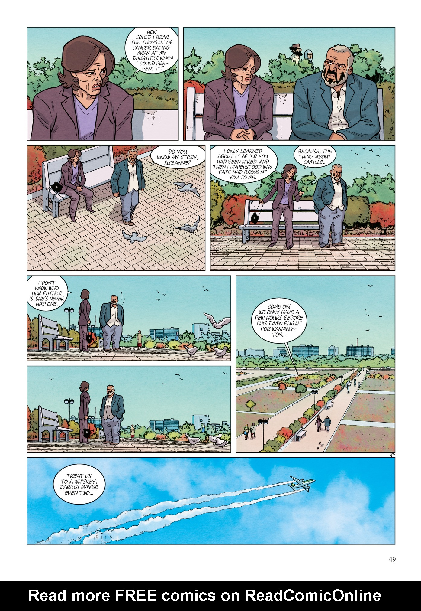 Read online Alter Ego comic -  Issue #6 - 51