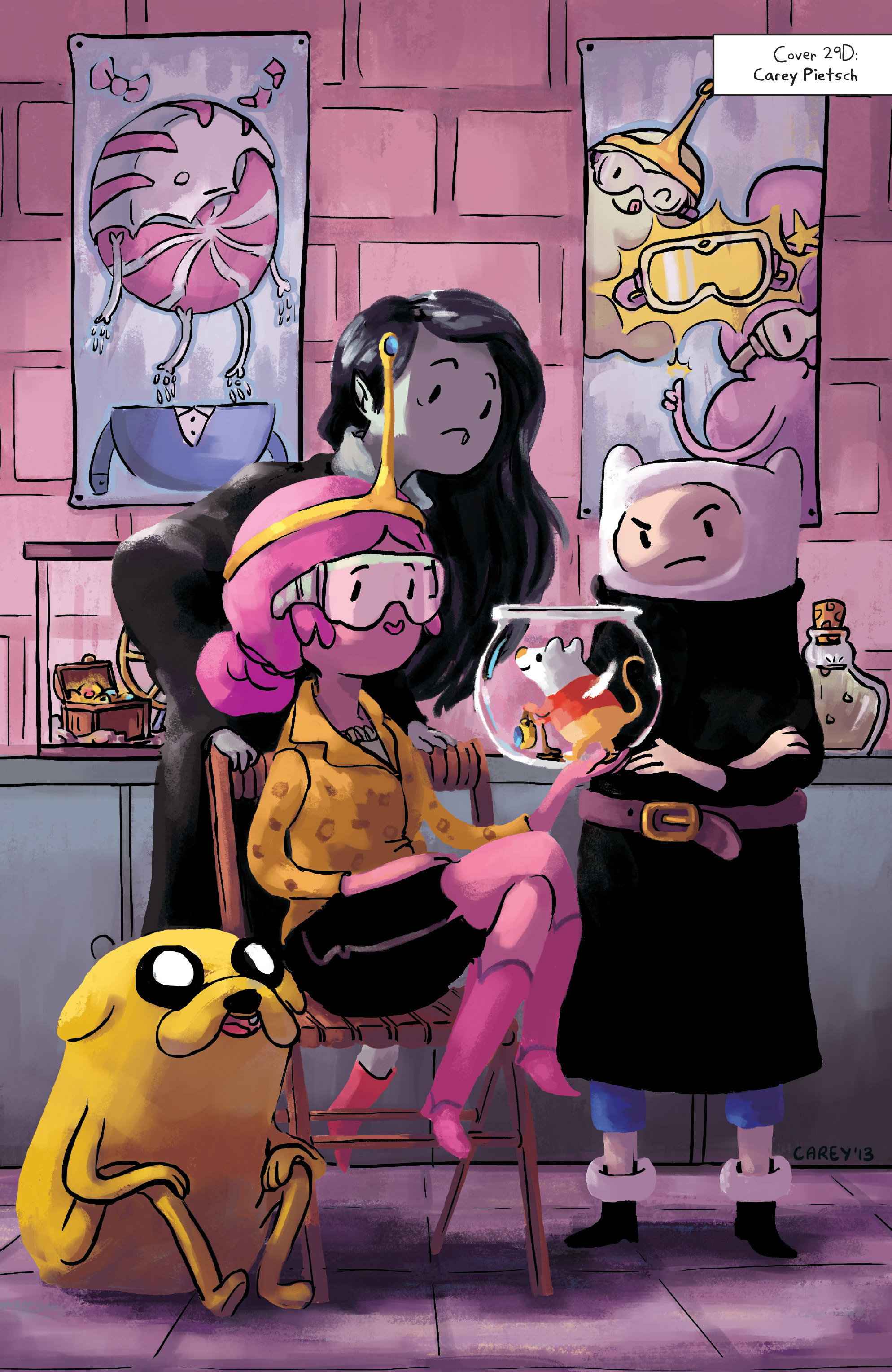 Read online Adventure Time comic -  Issue #Adventure Time _TPB 6 - 125