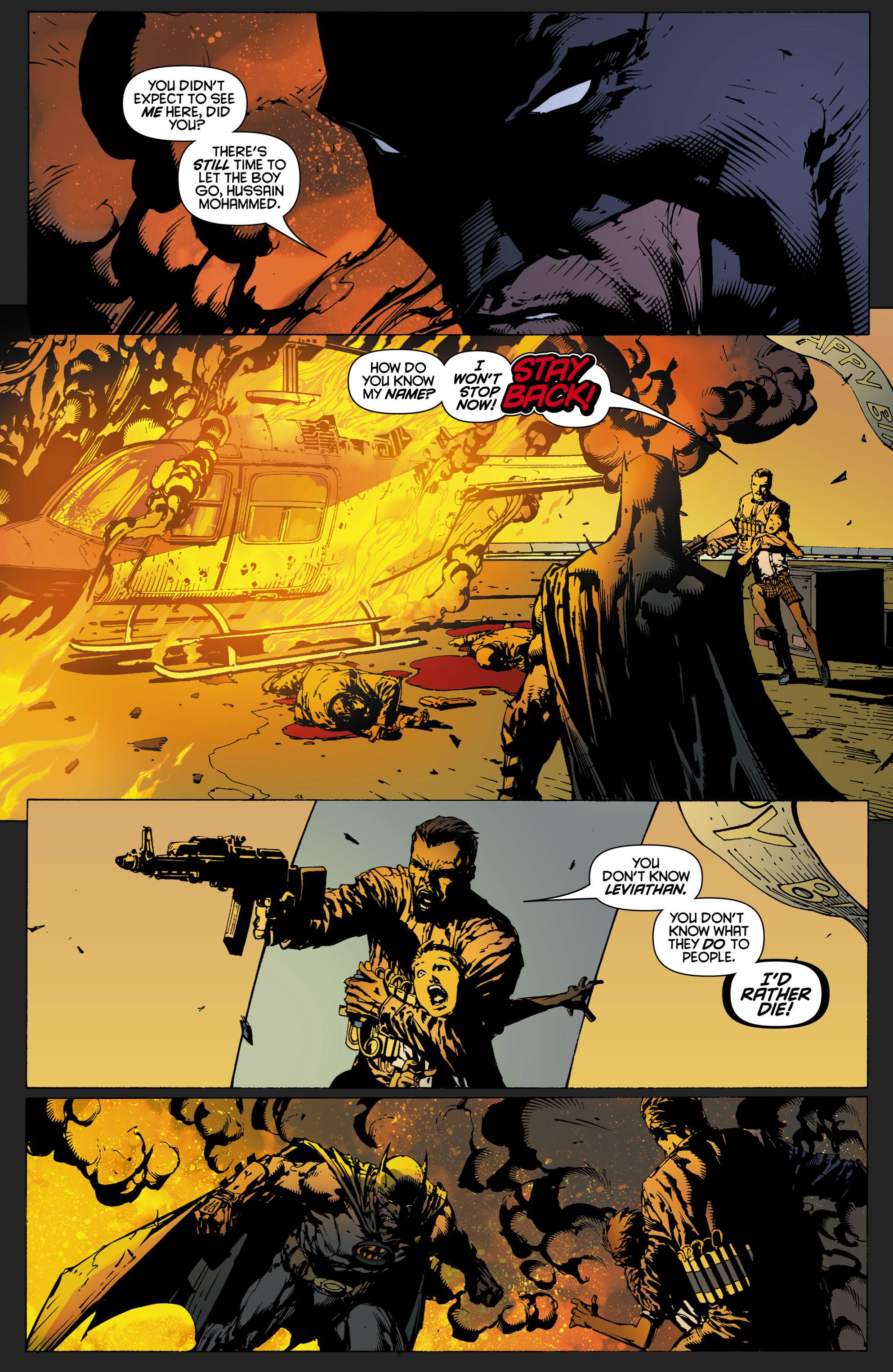 Read online Batman: The Return comic -  Issue # Full - 8
