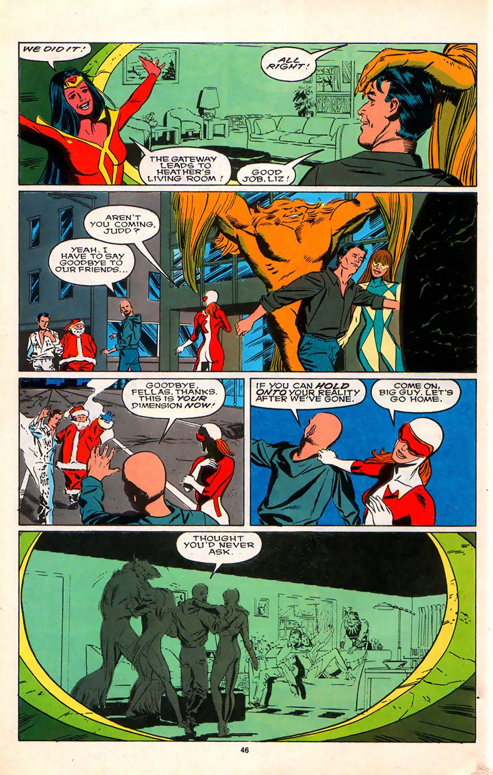 Read online Alpha Flight (1983) comic -  Issue #75 - 40