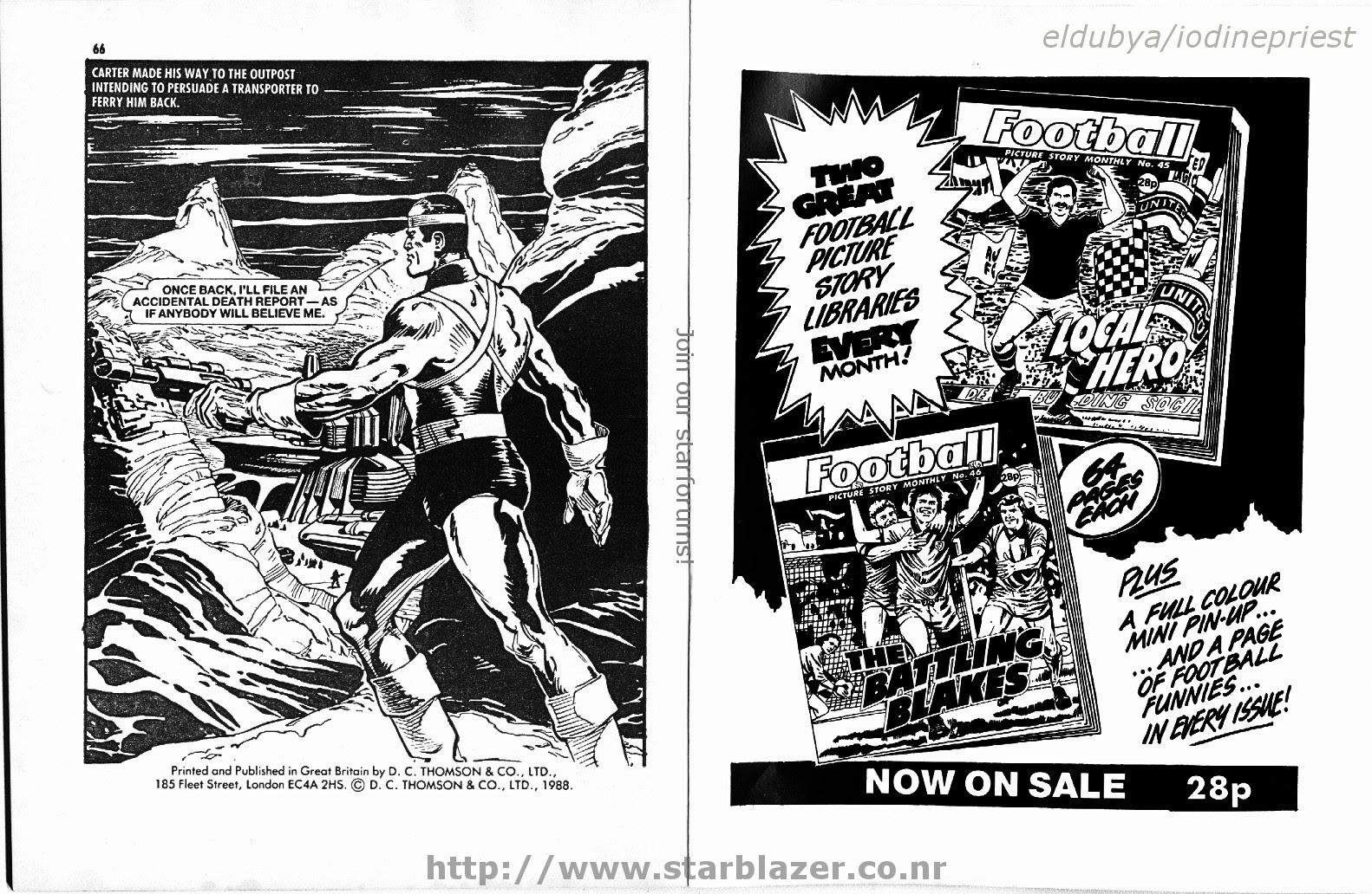 Starblazer issue 215 - Page 35