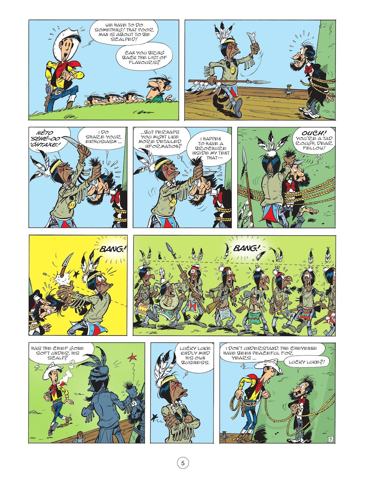 A Lucky Luke Adventure issue 71 - Page 7