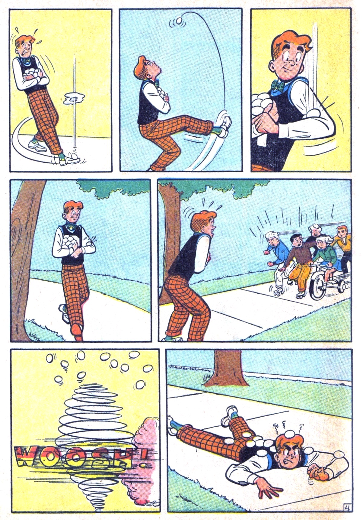 Read online Archie (1960) comic -  Issue #120 - 32