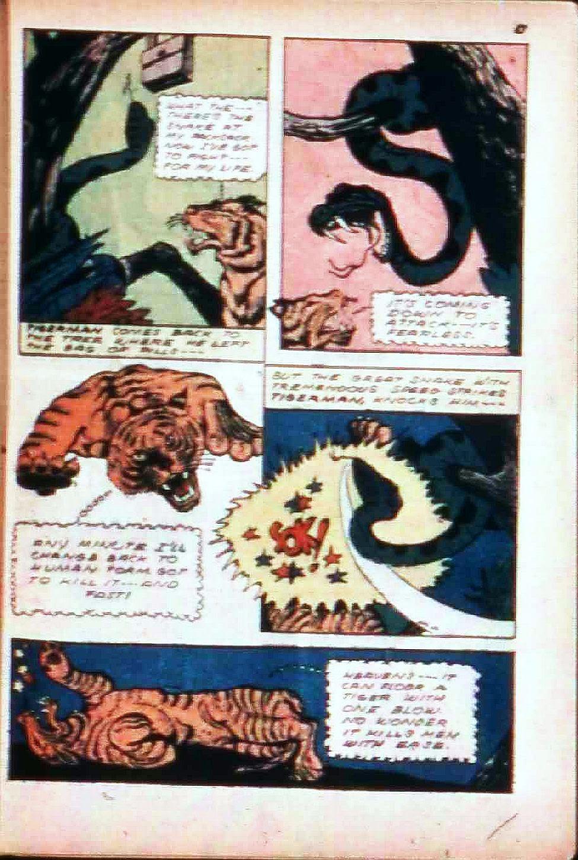 Read online Super-Magician Comics comic -  Issue #17 - 46