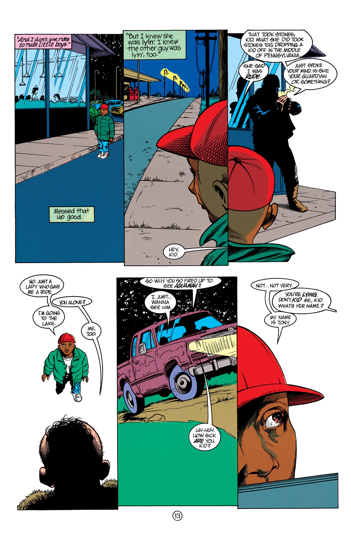 Read online Aquaman (1991) comic -  Issue #13 - 14