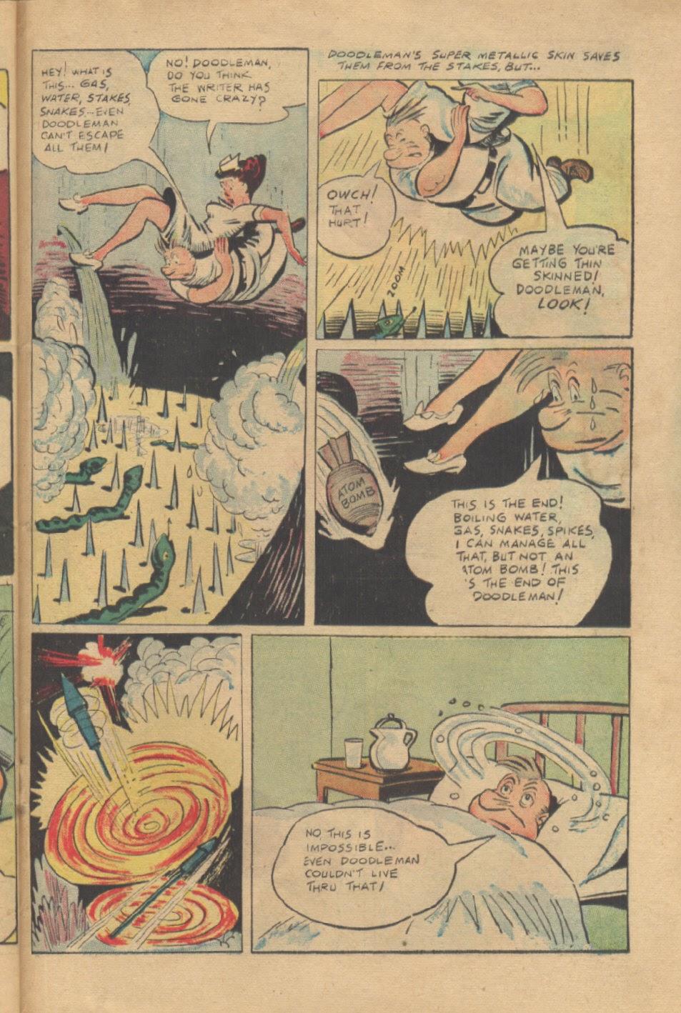 Super-Magician Comics issue 53 - Page 41