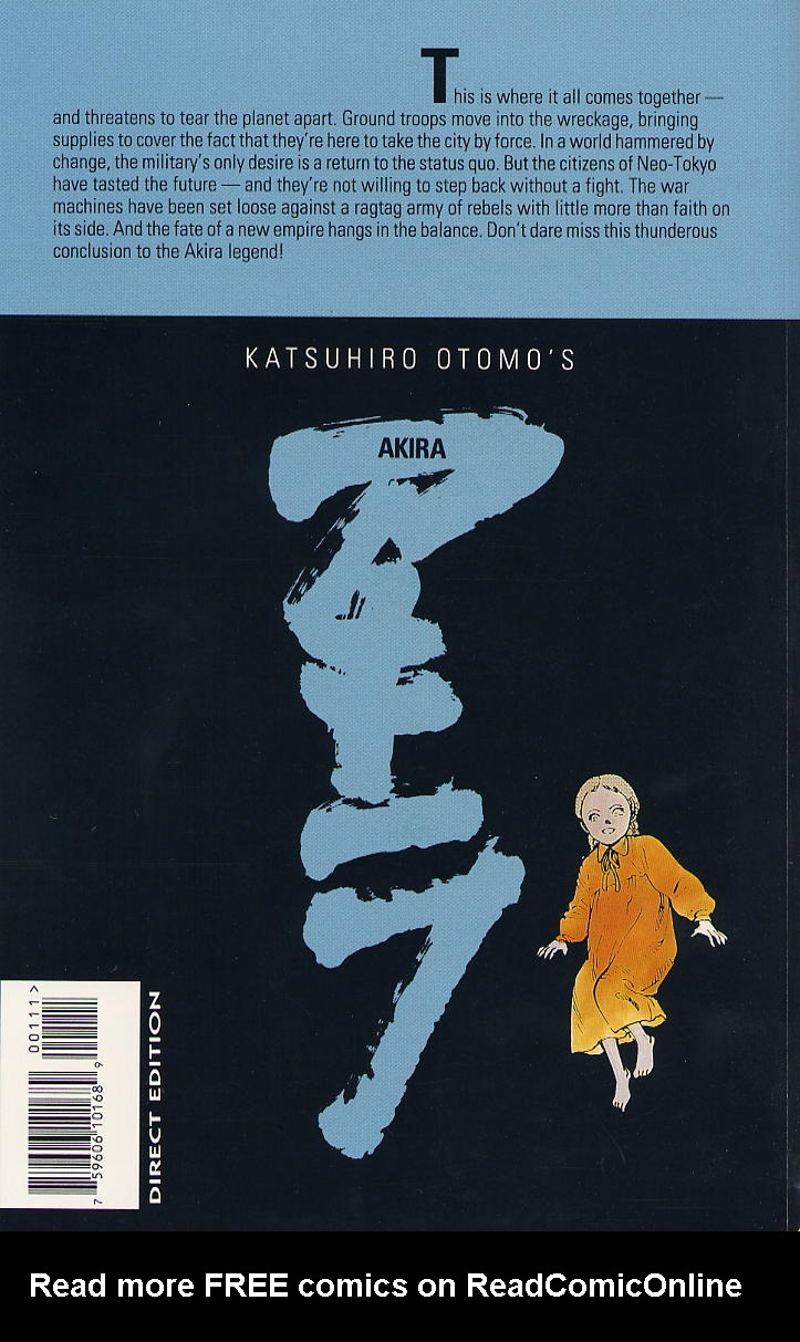 Read online Akira comic -  Issue #38 - 67